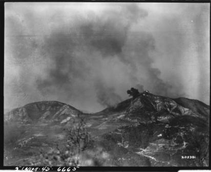 bombardamento alleato Monte Sole
