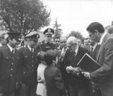 30 settembre 1979, manifestazione commemorativa alla presenza del Presidente della Repubblica Italia
