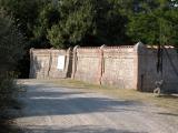 Il cimitero di Casaglia, località d'eccidio